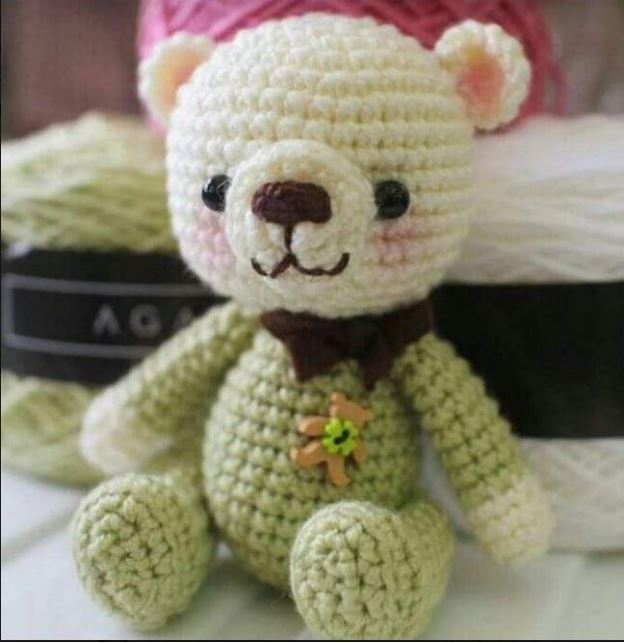 Bunny in Love – Free amigurumi pattern in English, Italian and ... | 643x624