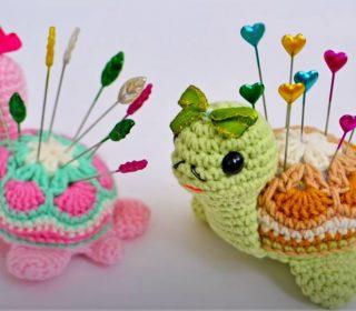 Ravelry: Amigurumi cacti pincushion pattern by Ilaria Caliri (aka ... | 280x320
