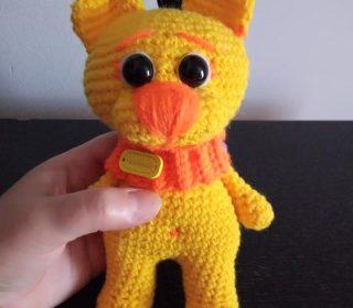 Teddy, crochet bear pattern | Son's Popkes | 280x320