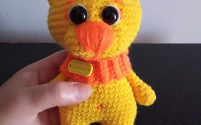 Tutorial Mini Cuore Amigurumi (sub. Eng. y Esp.) - YouTube | 250x400