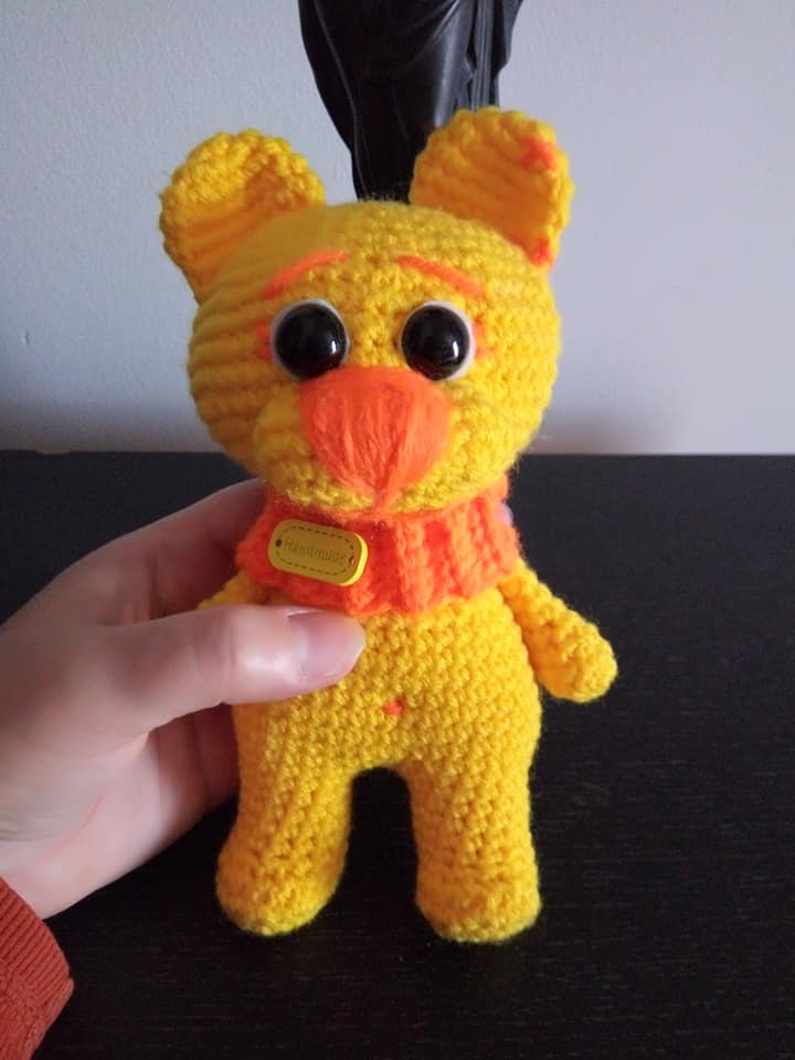 Orsetto AMIGURUMI - Crochet a Bear (with english pattern) - YouTube | 960x720