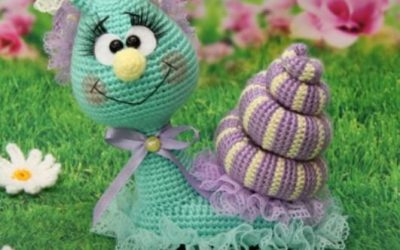 Tutorial: cuore amigurumi - YouTube | 250x400