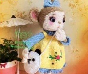 Lumaca Uncinetto Amigurumi Tutorial- Snail Crochet - Caracol ... | 250x297