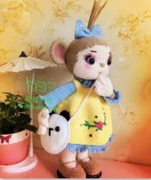 Amigurumi Doll Pacifier Baby (Free English Pattern)   Amigurumi ...   353x297